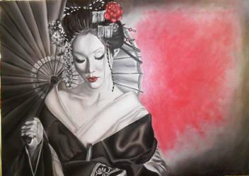 Sakuran_geisha by Isyde83
