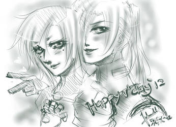 Happy Valentine Day 2012 by aya-tan