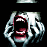 Vampire rage by Notdeadyet101