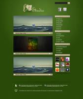 Portfolio Design - Update by Real99