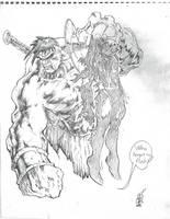 Hulk by propsdue