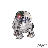 R is for R2-D2 by joewight