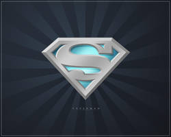 Superman Desktop by Spacecowboytv