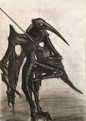 Corvun Knight by HerbyFox