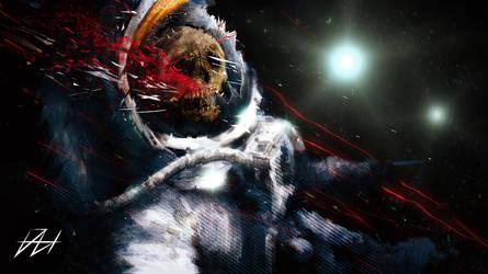Cosmonaut by danielhannih