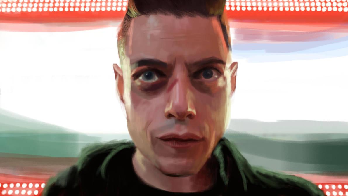 Mr. Robot- Elliot Alderson by thirteen-pixels