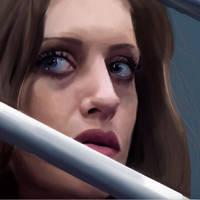 Darlene WIP by thirteen-pixels