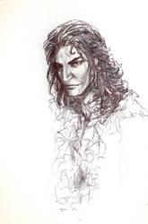 Jean Claude sketchy by Pika-la-Cynique