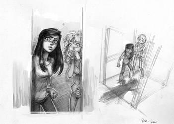 Roommates tie-in : Oh Crap by Pika-la-Cynique