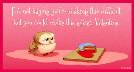 GND Valentine - Jareth by Pika-la-Cynique