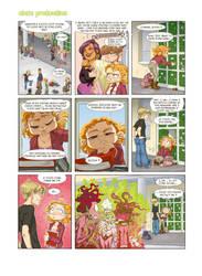Alyssa FULL PAGE IN ENGLISH 'Close Protection' by Pika-la-Cynique