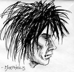 Morpheus, DreamKing by Pika-la-Cynique