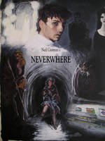 Neil Gaiman's NEVERWHERE by Pika-la-Cynique