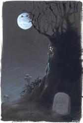 Vampire Sestina by Pika-la-Cynique