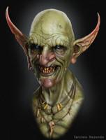 Goblin by Shendoo