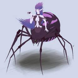 Arachnid Queen by pasco295