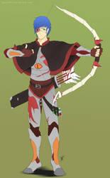 Dragon Slayer Archer by pasco295