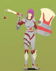 Dragon Slayer AxeMaster by pasco295