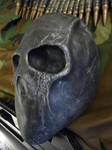 Army of one mask WIP by Sharpener