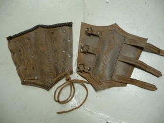 Ranger bracers pair by Sharpener