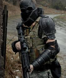 War-Saw medium armor by Sharpener