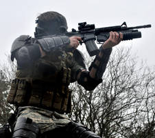 War-Saw medium armor 2 by Sharpener