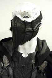drow specialist assasins mask by Sharpener