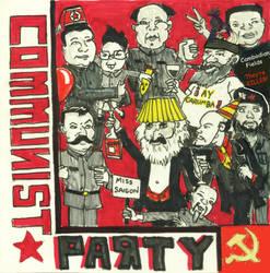 Communist Party by andrewtodaro