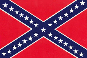 Greater Confederate States of America flag by andrewtodaro