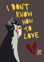 I don't know how to love by a-gu