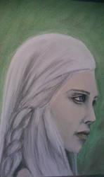 Daenerys Targaryen by Paladin3510