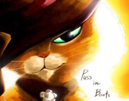 + Shrek-Puss in Boots + by Koyo-Adorkabowl