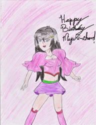 Happy Birthday Miyuki! by WhitePedal25