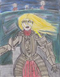 Hear Him Roar by WhitePedal25