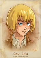 Armin - SnK by alempe