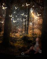 Magic Fairy by LuhaBiha