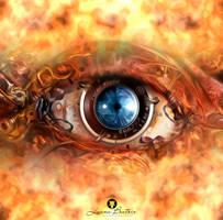 Eye Exploding by LuhaBiha