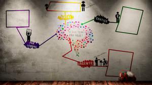 wallpaper mente organizada PT BR by LuhaBiha