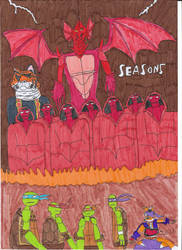 Tmnt 2012 Season 5 001 by SizarStathis