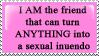 sexual inuendo by lauren-lovebites