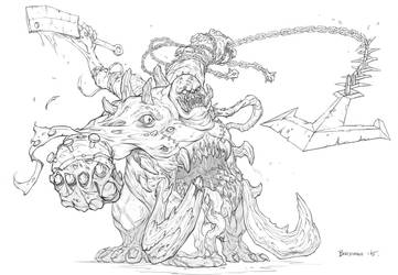 demonic PatchWerk by birdman03