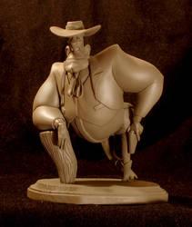 Guy Duchesne Maquette by kidoho