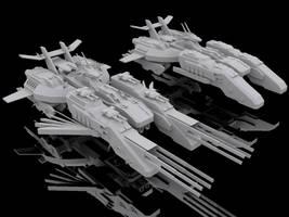 Judah Assault Carrier by Arkhonus