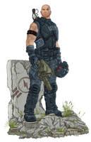 UIR SOLDIER by pax112