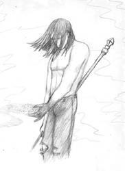 Ashes sketch by RachelHWhite