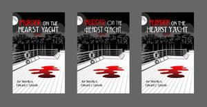 Murder on the Hearst Yacht book cover - fonts by RachelHWhite