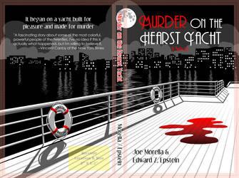 Murder on the Hearst Yacht book cover - print spec by RachelHWhite