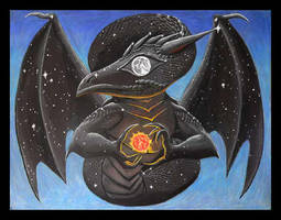 Draco Nocturne by RachelHWhite