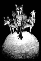 Werewolf Moon by RachelHWhite