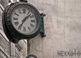 The time... by Hekkoto